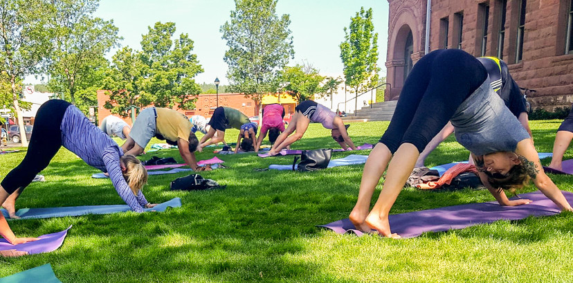Yoga in Flagstaff